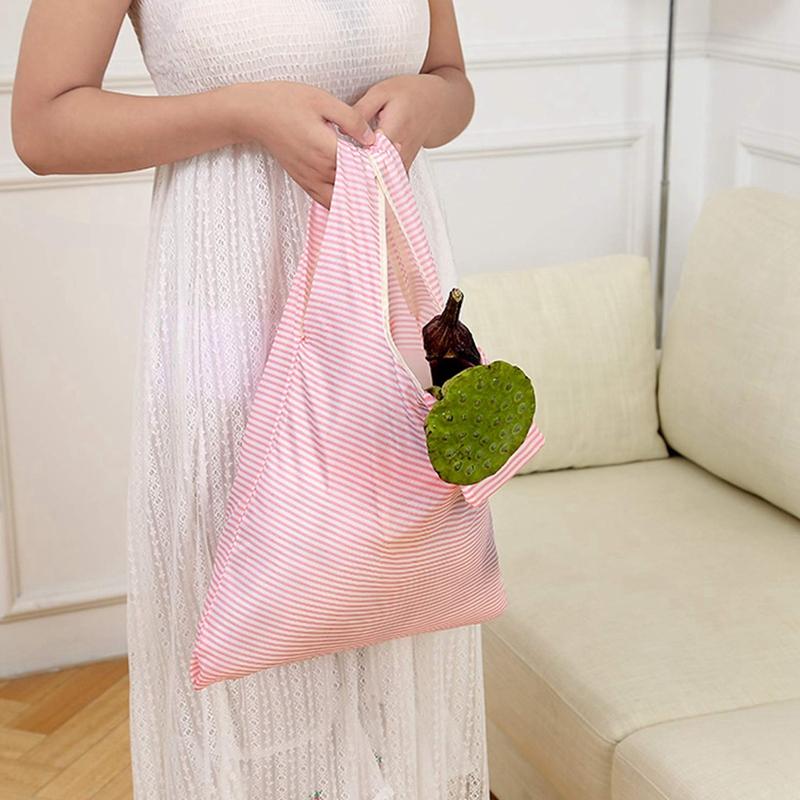 2X-Paquete-de-6-Bolsas-de-Compra-Reutilizables-Bolso-de-Compras-Ecologico-S9B5 miniatura 3
