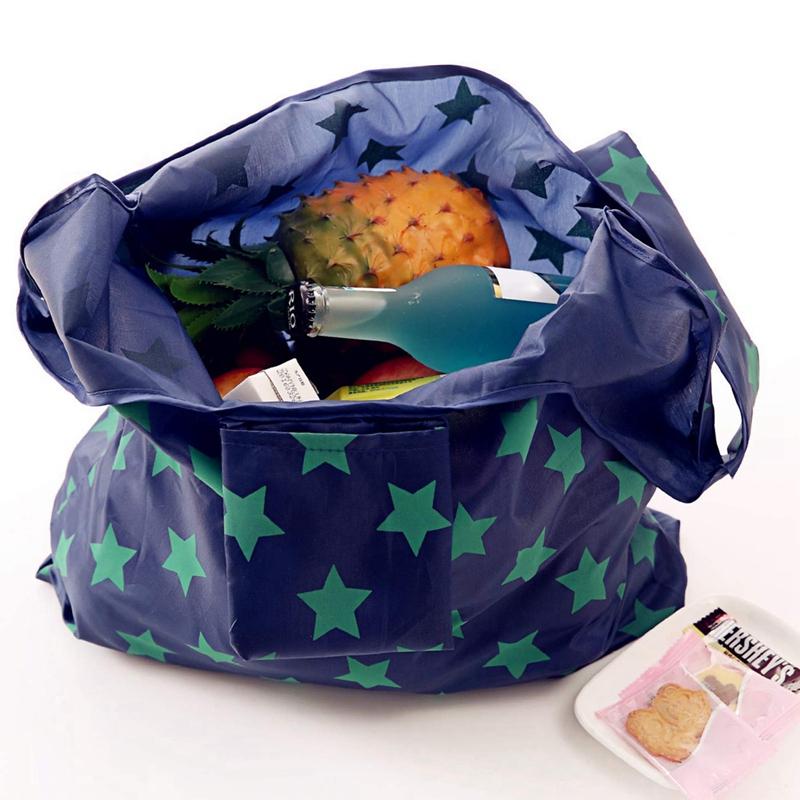 2X-Paquete-de-6-Bolsas-de-Compra-Reutilizables-Bolso-de-Compras-Ecologico-S9B5 miniatura 10