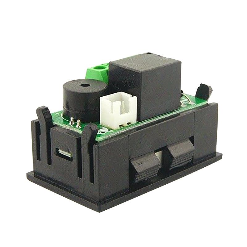 DC 12V Digitaler Thermostat Temperaturregler Thermostattemperatur 55-120 ° C