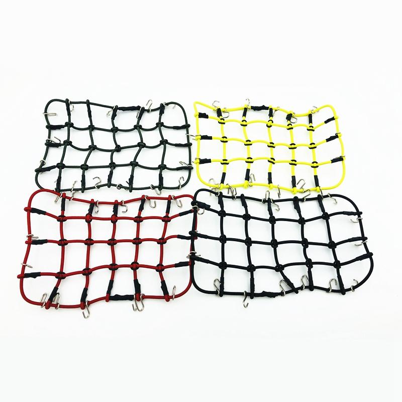 Elastisches-Gepaecknetz-Fuer-1-10-Traxxas-Trx-4-Rc-Auto-Felsen-Track-Teile-U8P3 Indexbild 7