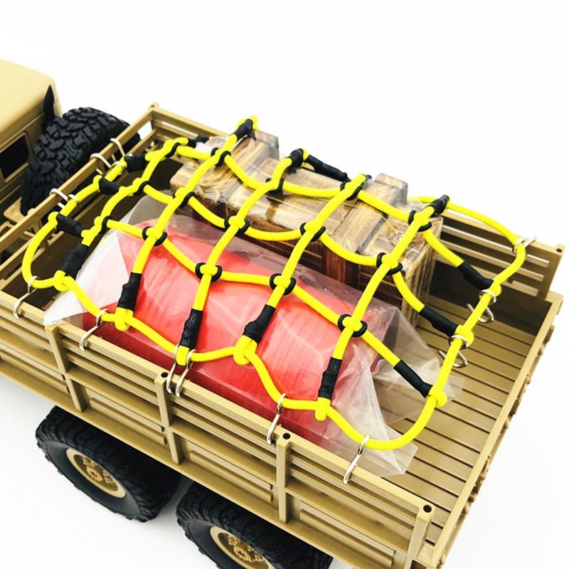 Elastisches-Gepaecknetz-Fuer-1-10-Traxxas-Trx-4-Rc-Auto-Felsen-Track-Teile-U8P3 Indexbild 11