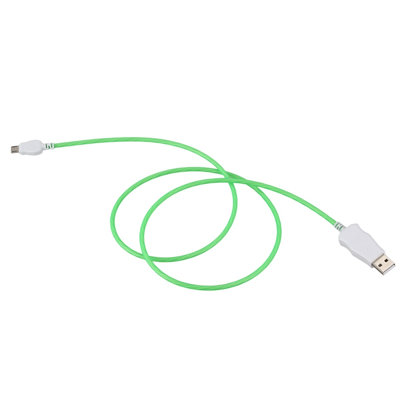 Micro-Usb-Cable-3Ft-El-Aurora-Visible-Flowing-Led-Usb-Neon-Light-Up-CharS4O2 thumbnail 12