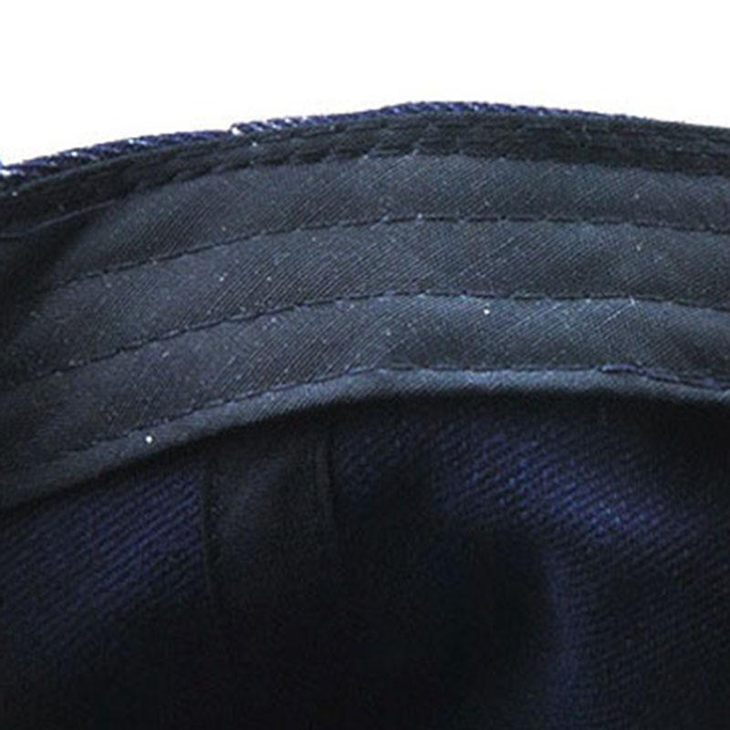 1X-JAMONT-Beret-En-Coton-Pour-Homme-Casquette-Plate-De-Golf-Chapeau-De-Sole-S8T4 miniature 35