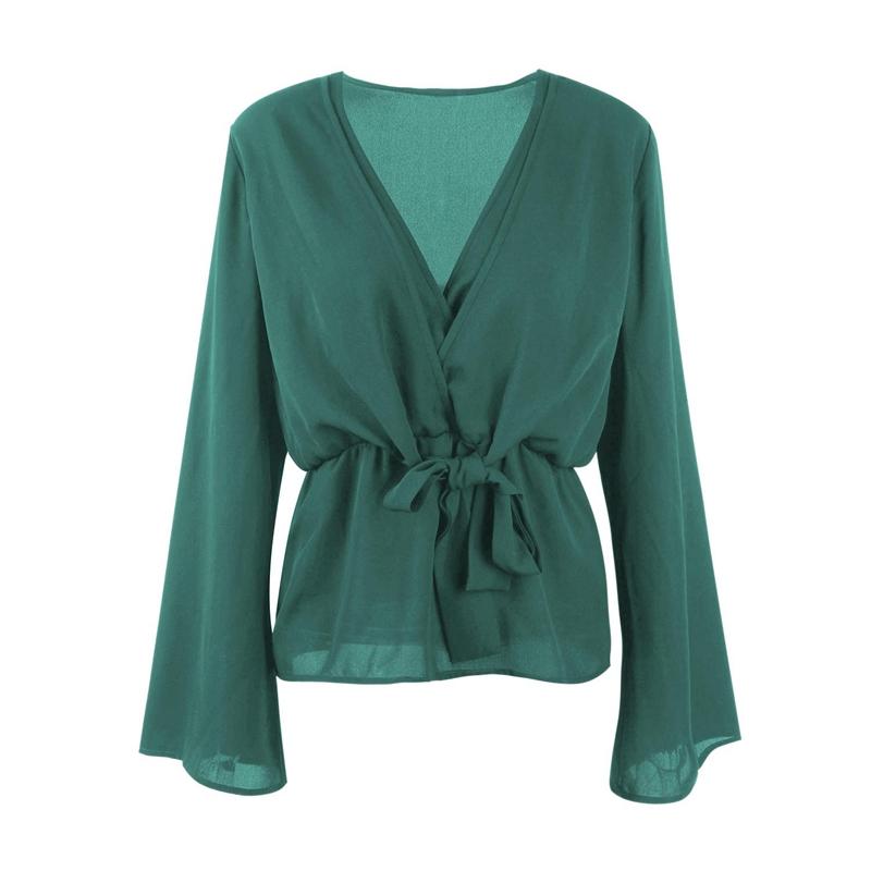 Veste-de-Couleur-Pure-D-039-Automne-A-La-Mode-Pour-Femme-Vetement-Elegant-de-Ta-B7Q4 miniature 28