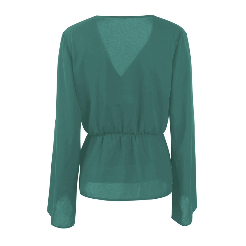 Veste-de-Couleur-Pure-D-039-Automne-A-La-Mode-Pour-Femme-Vetement-Elegant-de-Ta-B7Q4 miniature 30