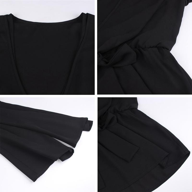 Veste-de-Couleur-Pure-D-039-Automne-A-La-Mode-Pour-Femme-Vetement-Elegant-de-Ta-B7Q4 miniature 31
