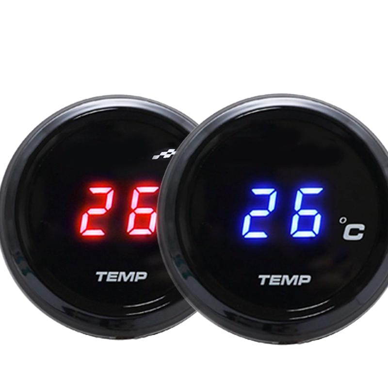 Instrumentos-De-Motocicleta-Universales-Termometro-Temperatura-Del-Agua-Tem-J9I9 miniatura 7
