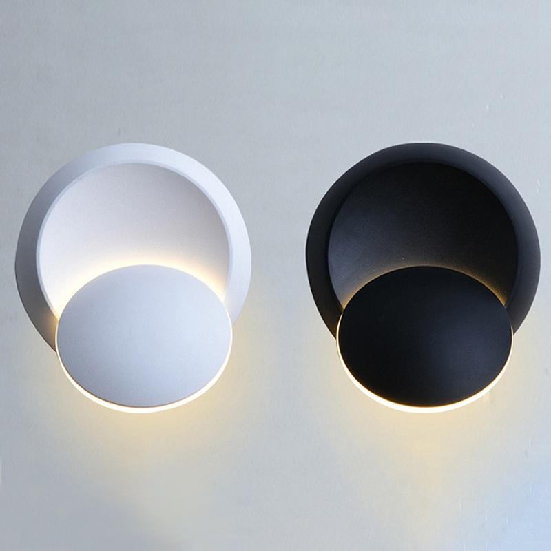 Lampe-Murale-Led-Lampe-de-Chevet-Ajustable-A-360-Degres-Avec-Rotation-Lampe-5S9 miniature 17