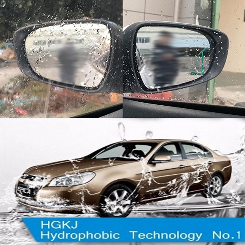 miniatuur 7 - 3X(HGKJ Glass Cloth Shoes Waterproof Agent Spray Nano Coating Hydrophobic N7G9)