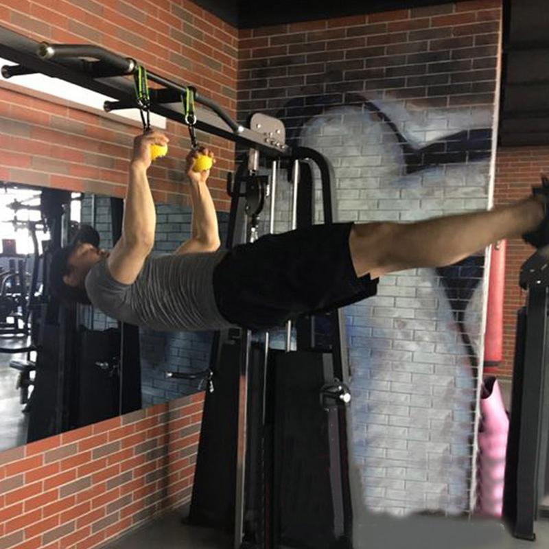 tragende Rolle 90mm Felgen Körper Fitness Geräte JM
