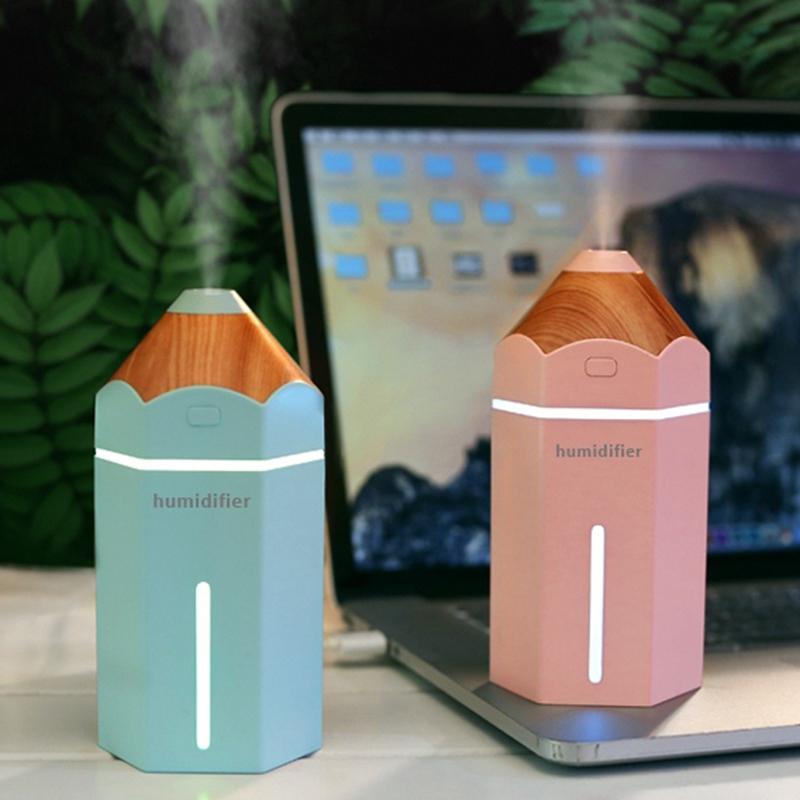 Humidificateur-Crayon-Humidificateur-D-039-air-d-039-Aromatherapie-Par-Ultrasons-US-Z4Q1 miniature 6