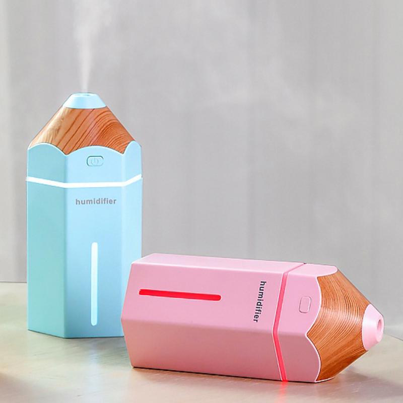 Humidificateur-Crayon-Humidificateur-D-039-air-d-039-Aromatherapie-Par-Ultrasons-US-Z4Q1 miniature 10