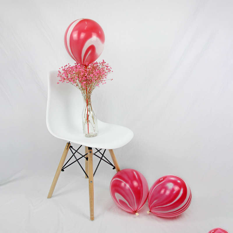 2X-Color-Party-Balloons-7-Packs-Colorful-Cloud-Balloon-Birthday-Party-Dec-T6V2 thumbnail 5