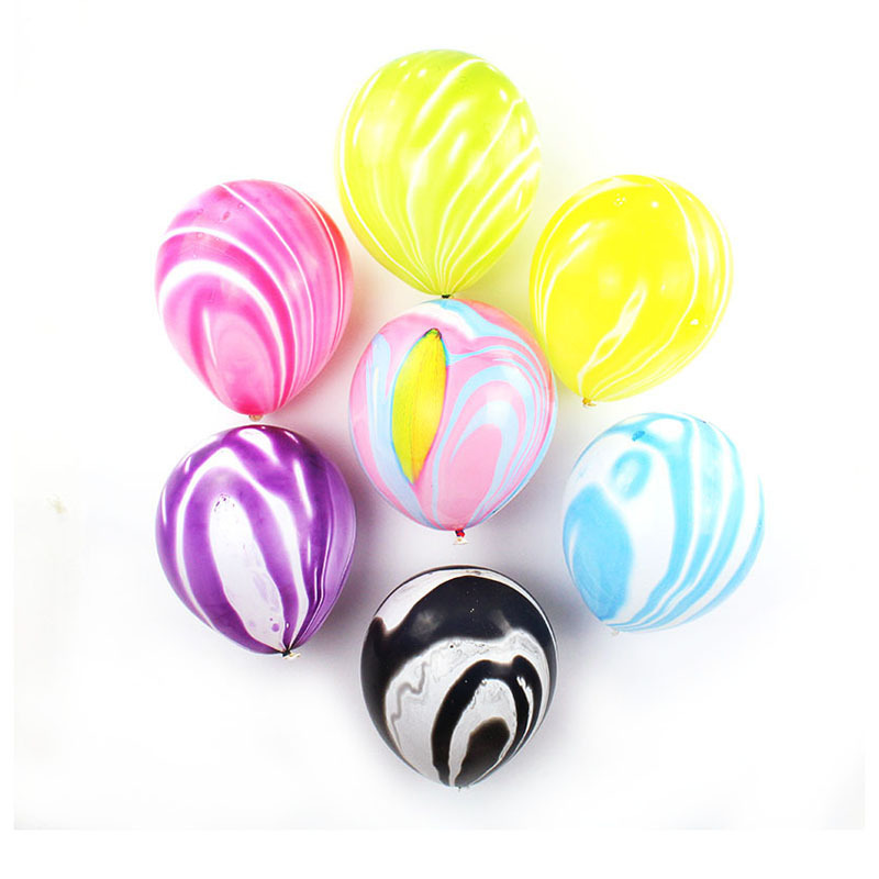 2X-Color-Party-Balloons-7-Packs-Colorful-Cloud-Balloon-Birthday-Party-Dec-T6V2 thumbnail 18