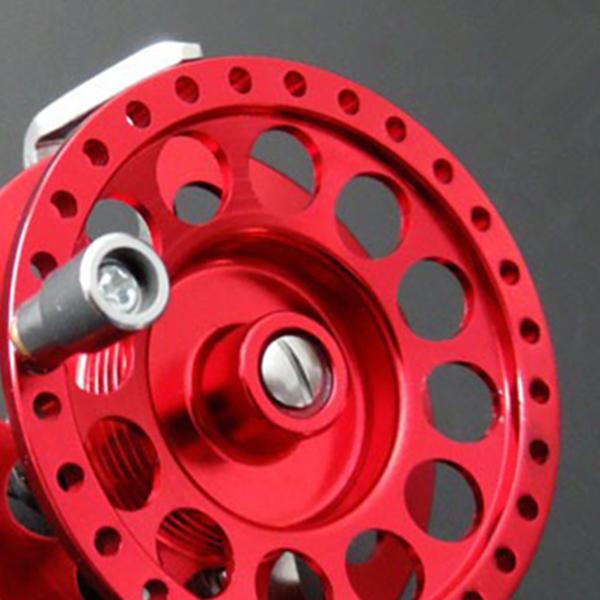 roue-de-Ligne-de-poisson-Avec-traine-Moulinet-de-peche-sur-glace-moulinets-3F9 miniature 13