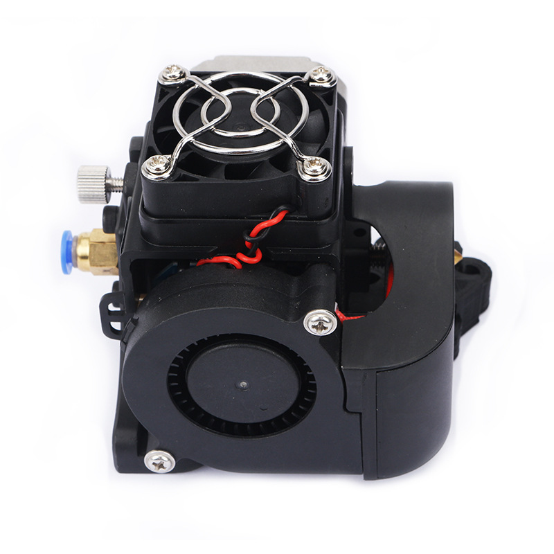 New-Dual-Fan-Printer-Accessories-Durable-Extruder-Cooling-Heat-Dissipation-O2U1 thumbnail 3