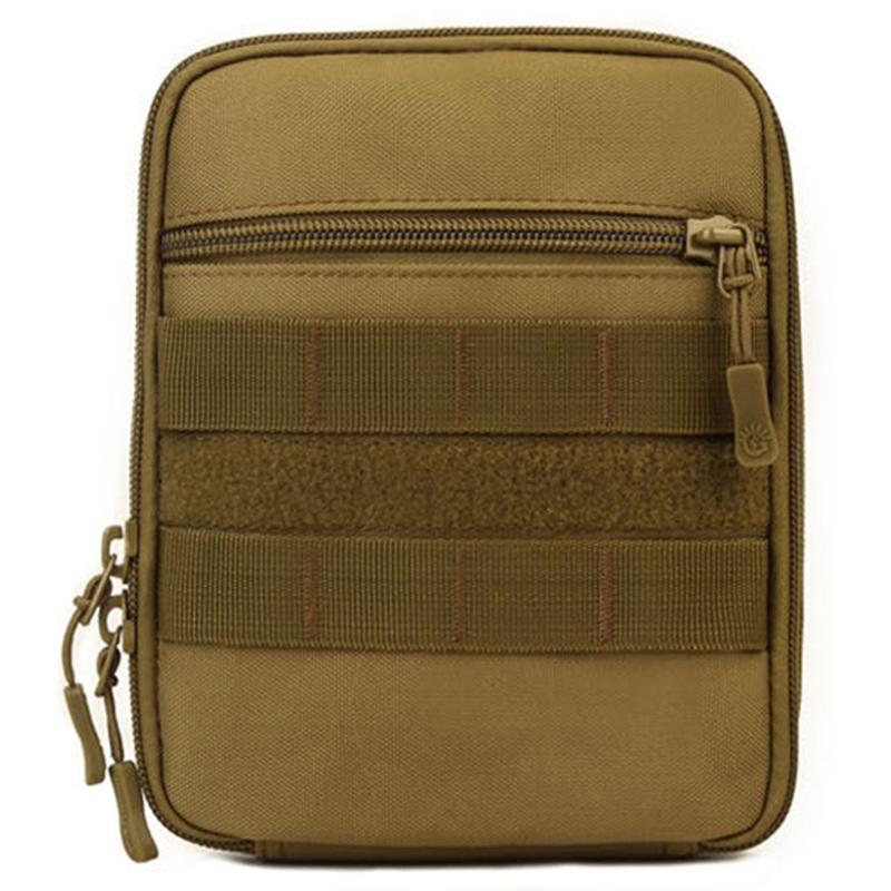 Protector-Plus-Nylon-Pouch-Organizador-Edc-Cinturon-Bolsa-Bolso-Molle-Army-1C8 miniatura 10