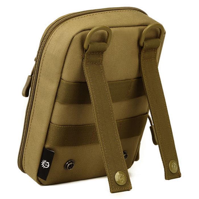 Protector-Plus-Nylon-Pouch-Organizador-Edc-Cinturon-Bolsa-Bolso-Molle-Army-1C8 miniatura 11