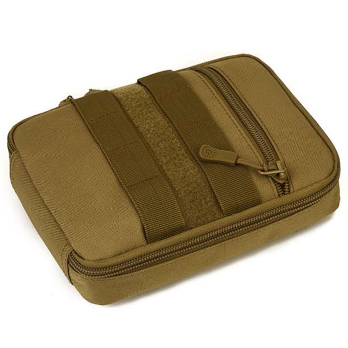Protector-Plus-Nylon-Pouch-Organizador-Edc-Cinturon-Bolsa-Bolso-Molle-Army-1C8 miniatura 13