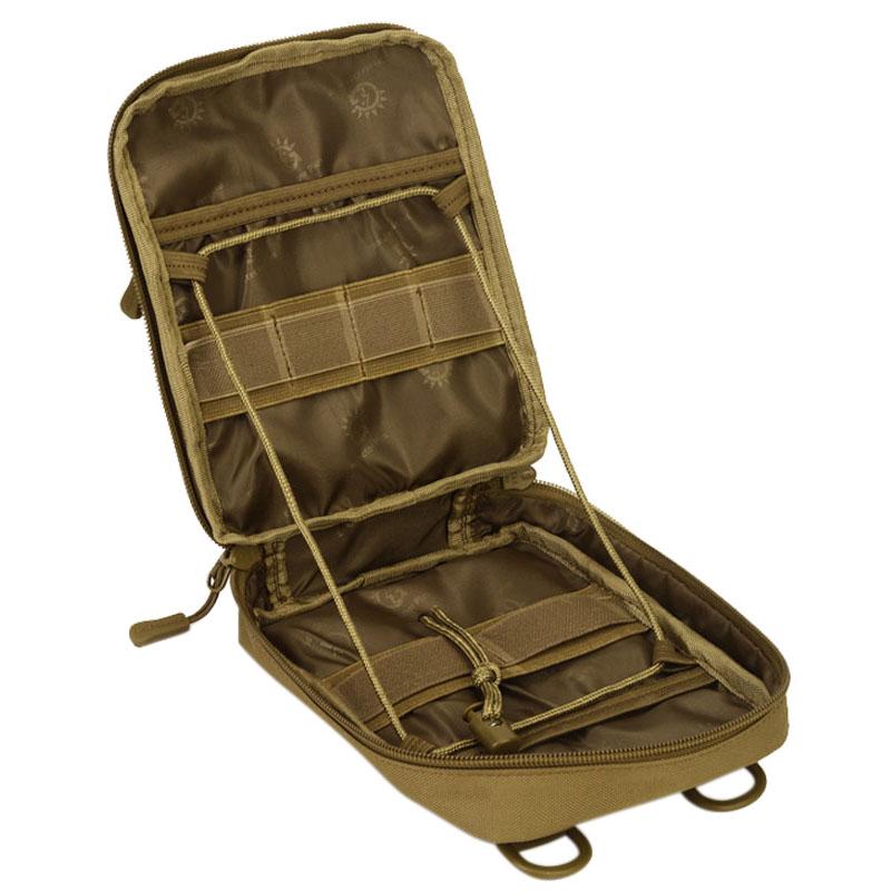 Protector-Plus-Nylon-Pouch-Organizador-Edc-Cinturon-Bolsa-Bolso-Molle-Army-1C8 miniatura 17