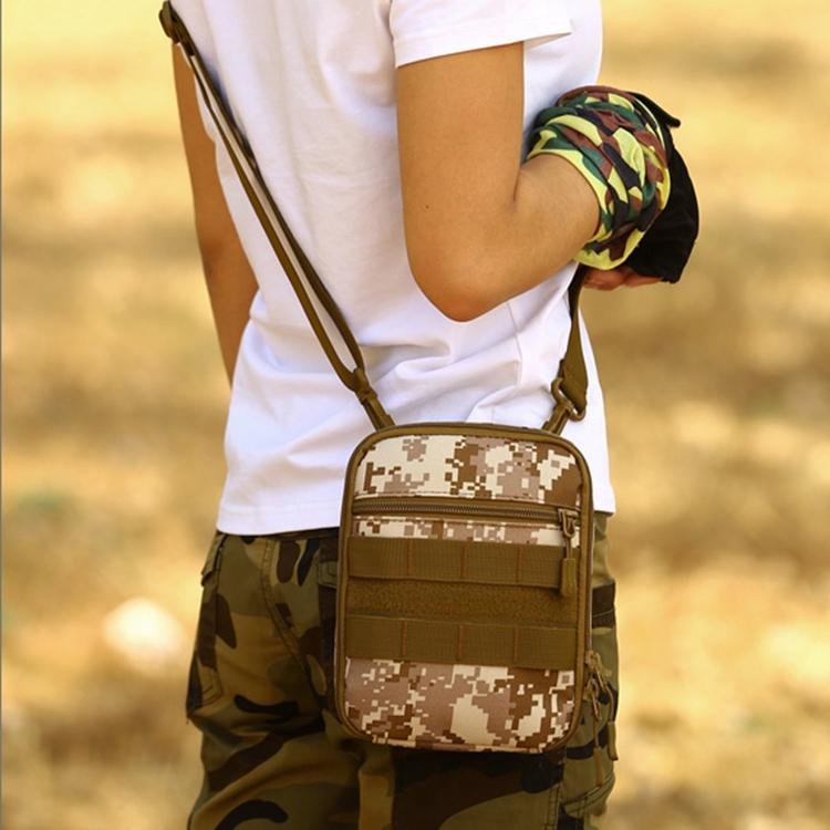 Protector-Plus-Nylon-Pouch-Organizador-Edc-Cinturon-Bolsa-Bolso-Molle-Army-1C8 miniatura 22