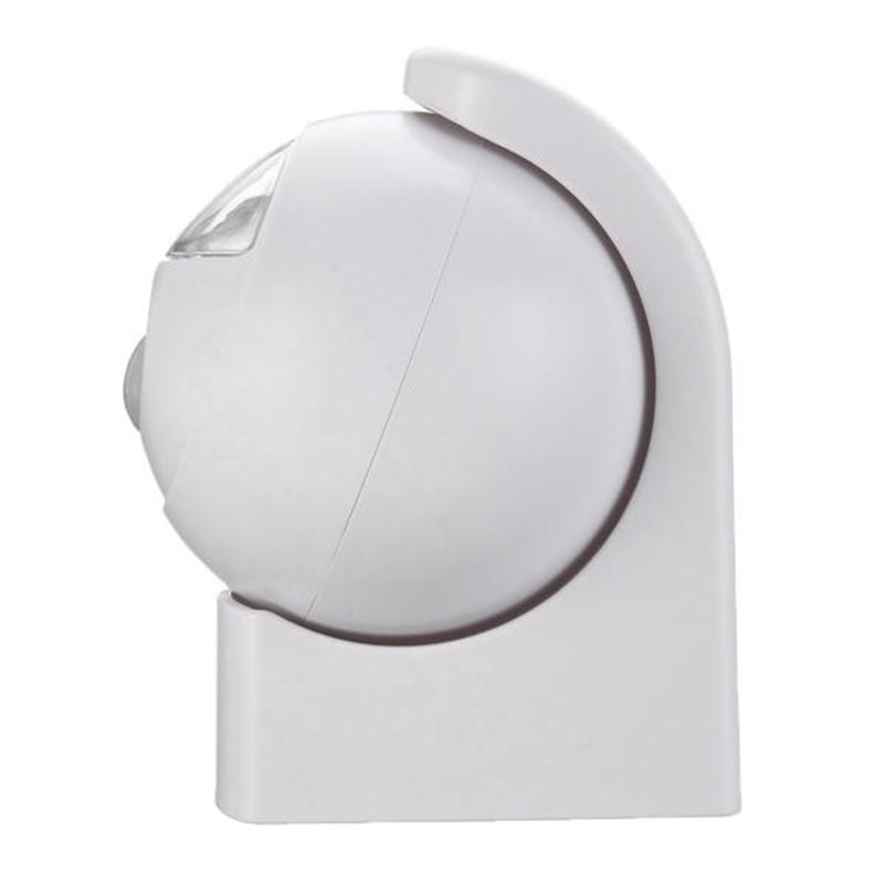 2X-Wireless-Led-Pir-Motion-Sensor-Battery-Powered-Night-Light-Wall-Cabinet-F6Z5 thumbnail 3