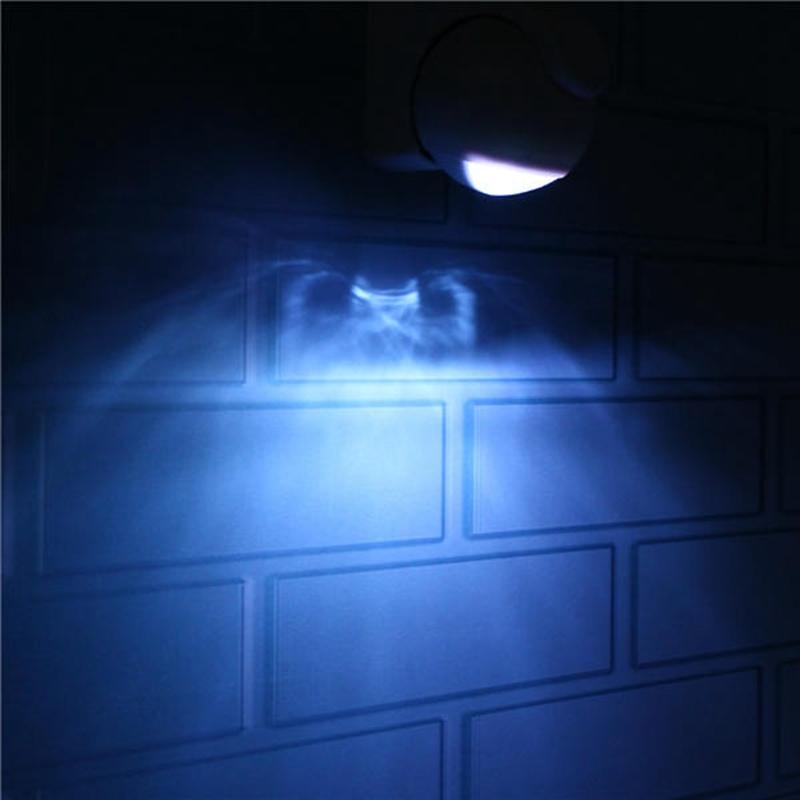 2X-Wireless-Led-Pir-Motion-Sensor-Battery-Powered-Night-Light-Wall-Cabinet-F6Z5 thumbnail 10