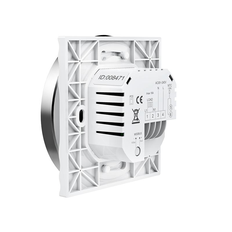 Bht-6000Gblw-16A-Wifi-Elektrische-Heizung-Thermostat-Fussboden-Heizung-Konst-E2L2 Indexbild 4