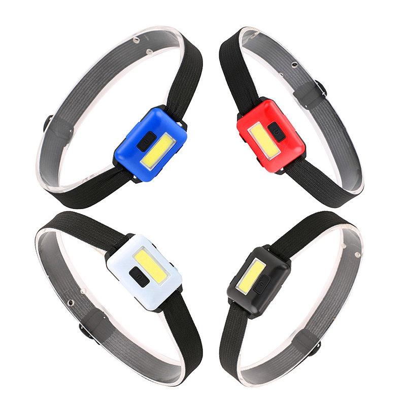 Lampe frontale étanche LED Phare Lampe de tête camping lumière  LED Phare
