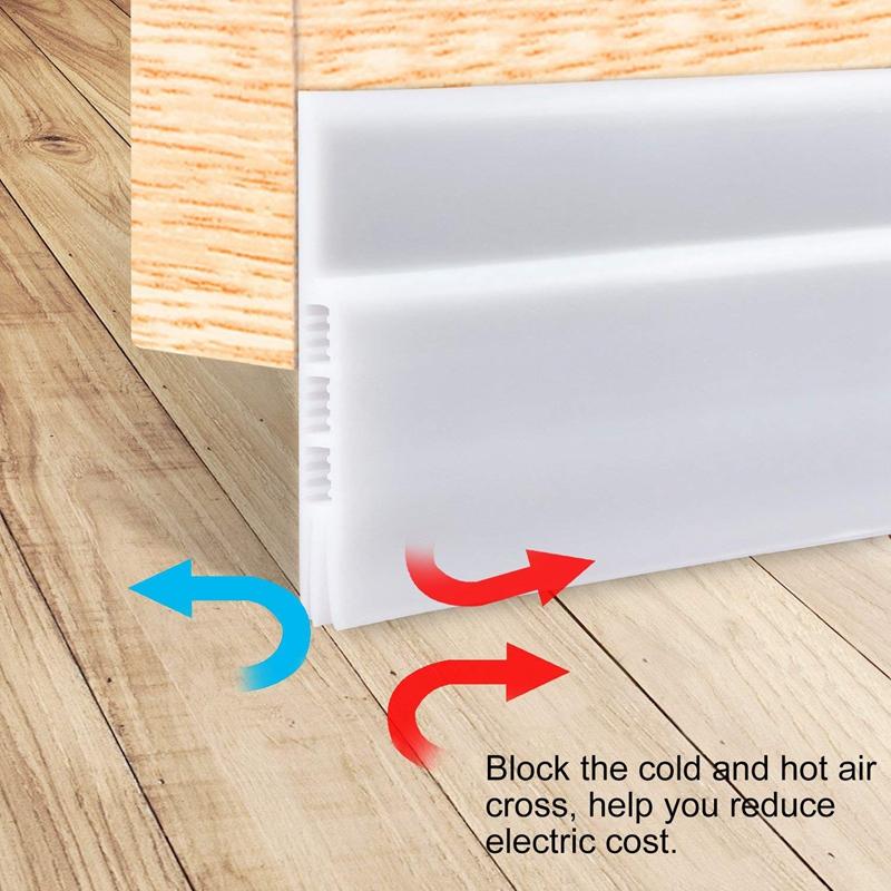 Door Draft Stopper Under Door Draft Blocker Insulated