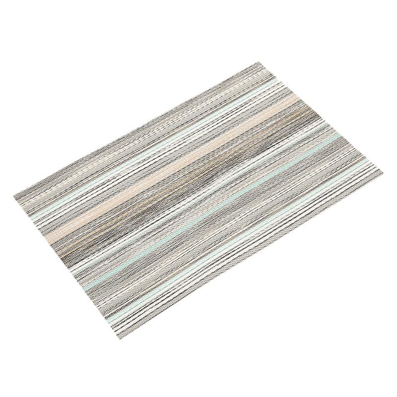 1X-ensemble-de-8-dessous-de-verre-lavables-decoratifs-de-fil-de-polyester-C8X9 miniature 12