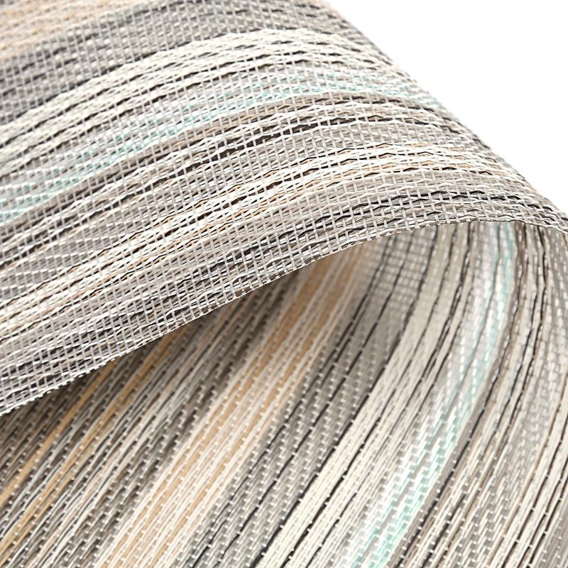 1X-ensemble-de-8-dessous-de-verre-lavables-decoratifs-de-fil-de-polyester-C8X9 miniature 15