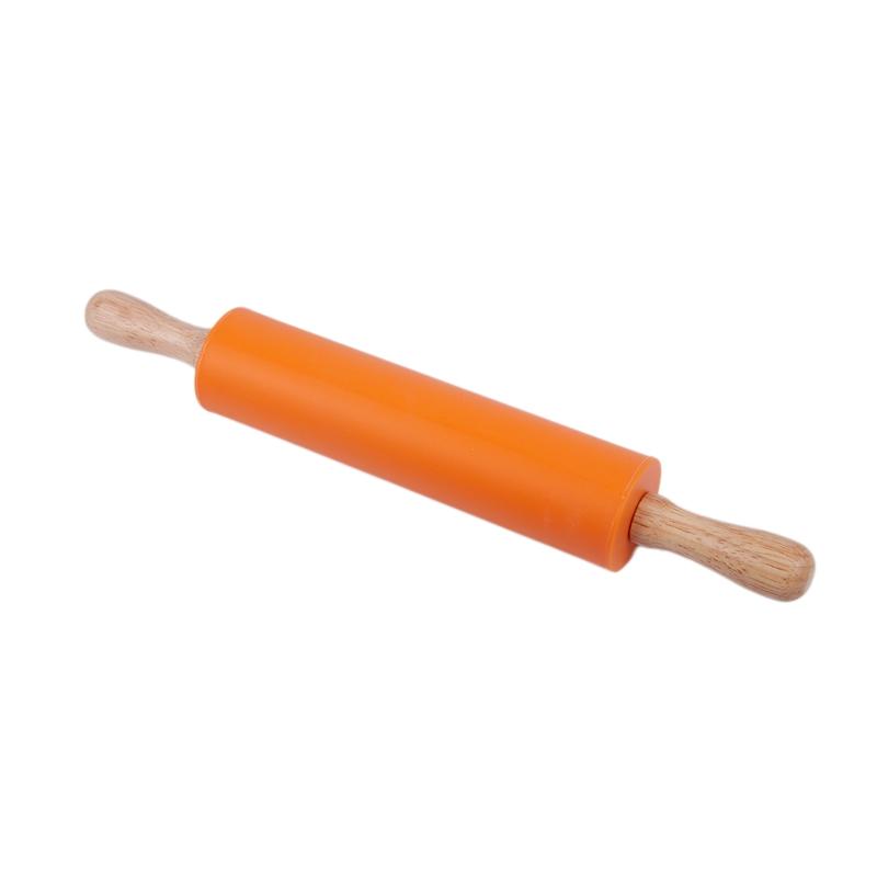 Rodillo-de-Silicona-Antiadherente-de-Madera-de-Silicona-para-Cocina-y-Horne-N4Z8 miniatura 19