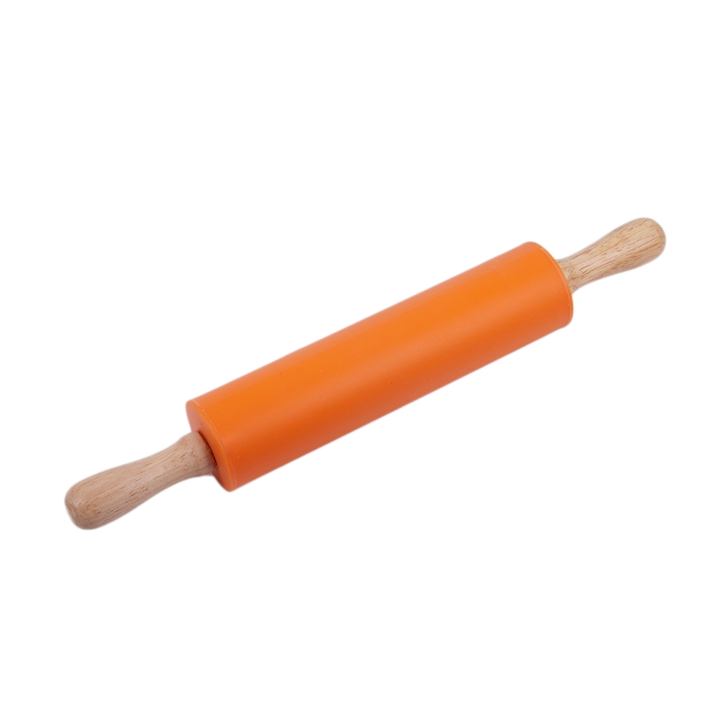 Rodillo-de-Silicona-Antiadherente-de-Madera-de-Silicona-para-Cocina-y-Horne-N4Z8 miniatura 20