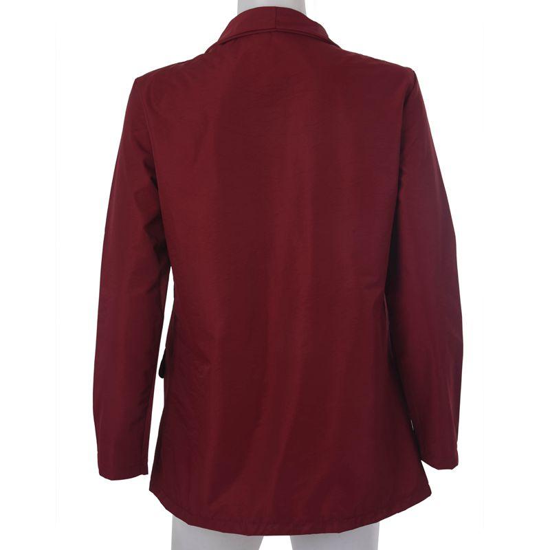Femmes-Mode-Revers-Manches-Longues-Blazer-Manteaux-Vestes-Dames-Decontracte-L9P9 miniature 5