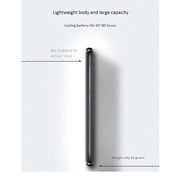 Bluetooth-4-13-MP3-Player-Mit-Lautsprecher-2-4-Zoll-Bildschirm-Verlustfreie-S7M2 Indexbild 4