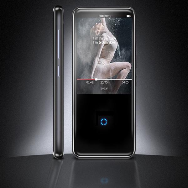 Bluetooth-4-13-MP3-Player-Mit-Lautsprecher-2-4-Zoll-Bildschirm-Verlustfreie-S7M2 Indexbild 10
