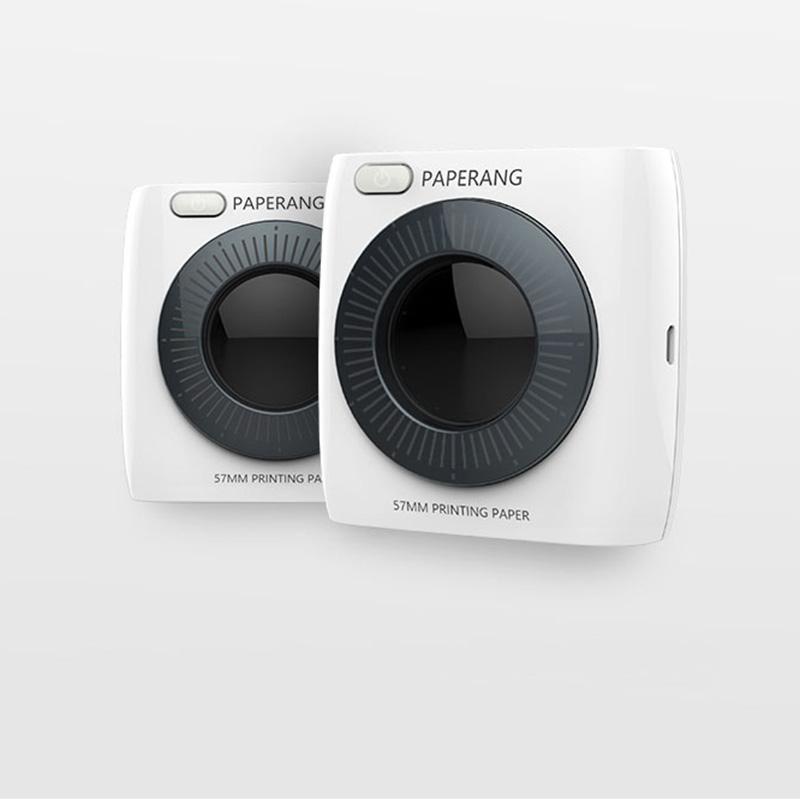 PAPERANG-P2-Pocket-Portable-Bluetooth-Printer-Phone-Photo-Wireless-Connecti-A1T2 thumbnail 3