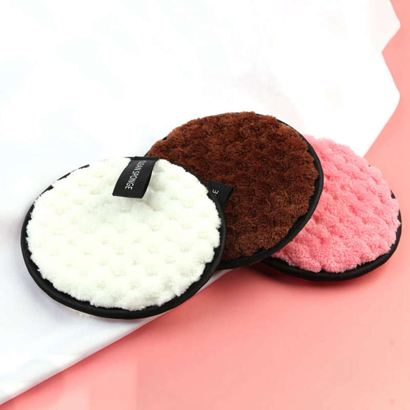 MAANGE-Microfiber-Cloth-Pads-Remover-Towel-Face-Cleansing-Makeup-Remover-Tools miniatuur 4