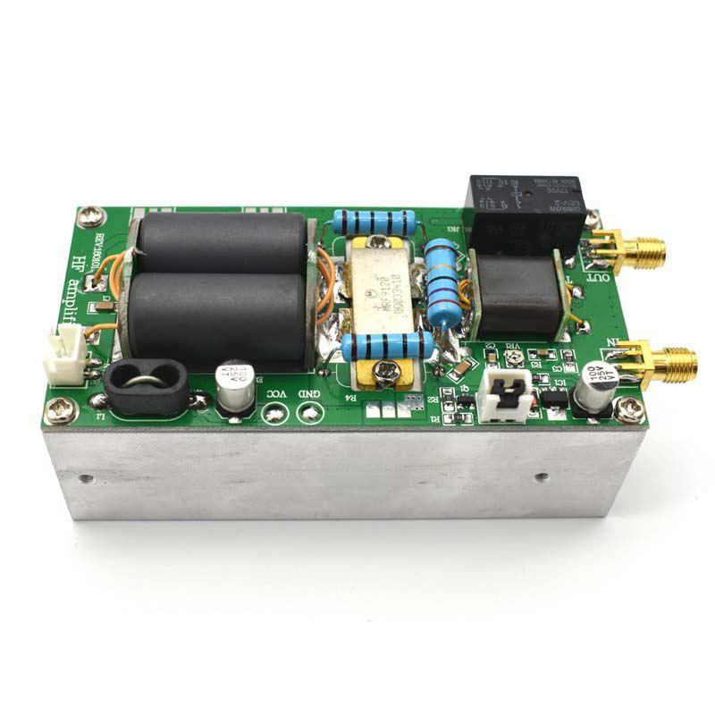 Details about 100W Ssb Linear Hf Power Amplifier With Heatsink For Yaesu  Ft-817 Kx3 Cw Am 8D3