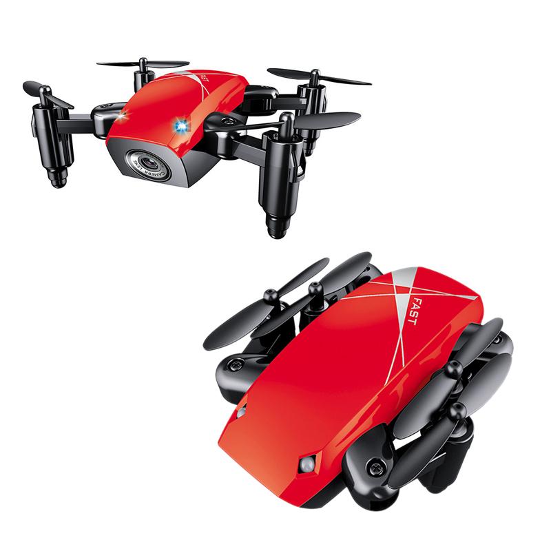 2X(S9HW Mini Drone HD S9 Foldable RC Quadcopter Altitude Hold  Helicopter Wi U6X9  qualità di prima classe