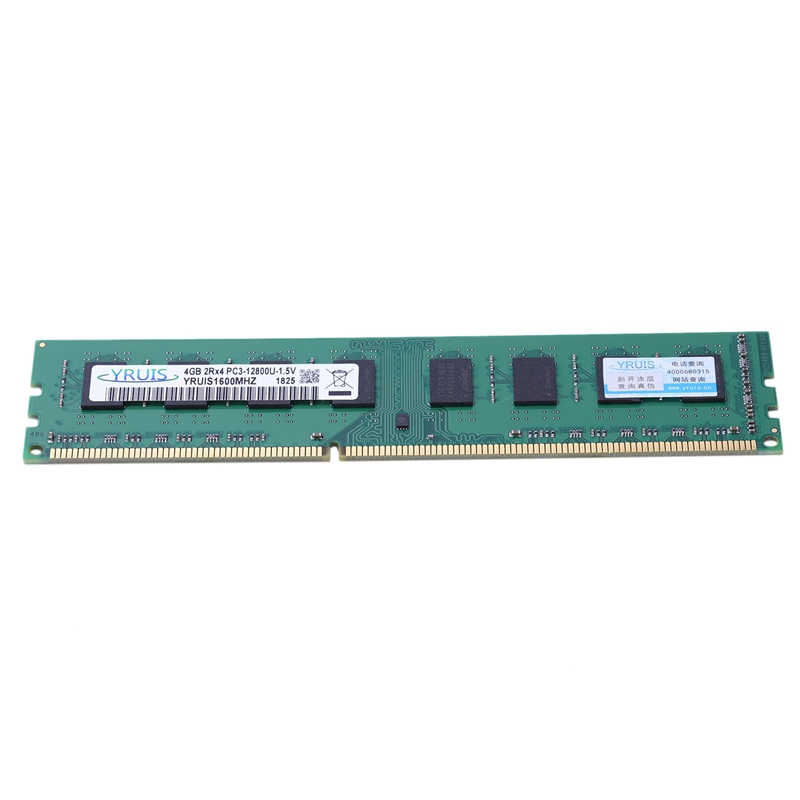 Yruis-Ddr3-4G-Pc-Ram-Memory-Dimm-1-5V-Desktop-Ram-Internal-Memory-Ram-For-A-X2Z9 thumbnail 5