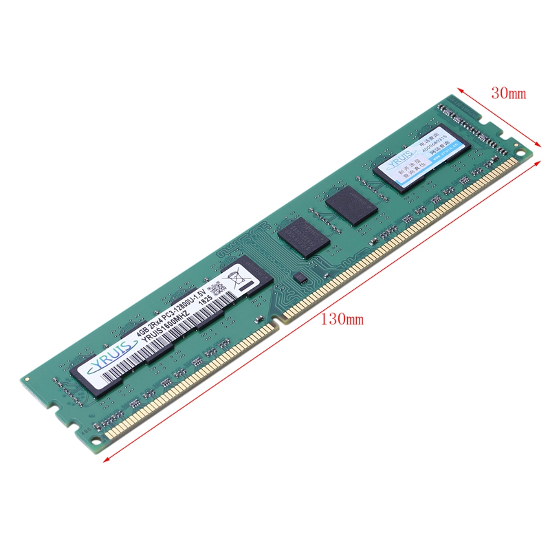 Yruis-Ddr3-4G-Pc-Ram-Memory-Dimm-1-5V-Desktop-Ram-Internal-Memory-Ram-For-A-X2Z9 thumbnail 7