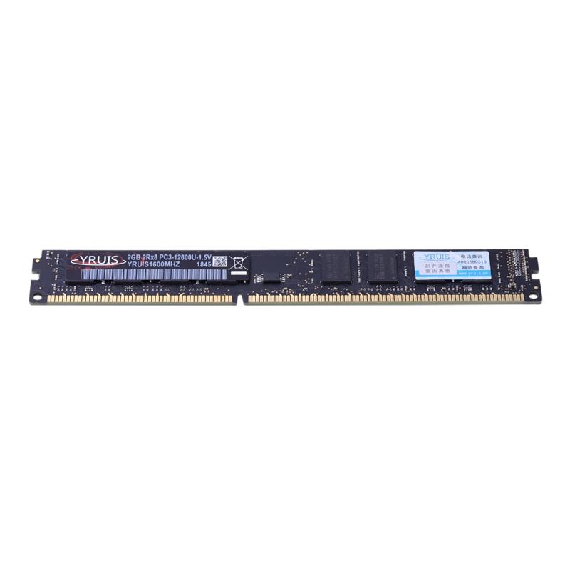 Yruis-Ddr3-2G-Pc-Ram-Memory-Dimm-1-5V-Desktop-Ram-Internal-Memory-Ram-For-C-Q3P1 thumbnail 5