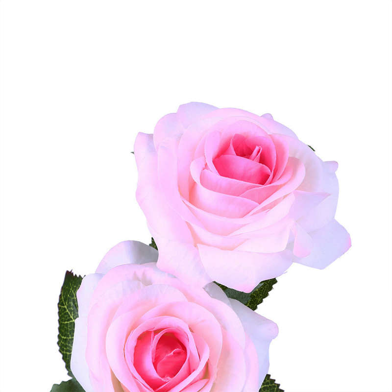 2X-Led-Rose-Battery-Powered-Flower-String-Light-Desk-Lamp-Romantic-Valentin-C4C5 thumbnail 12