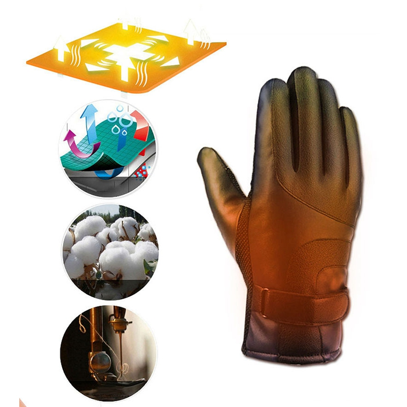 Winter-Heated-Gloves-Warmer-Electric-Thermal-Gloves-Cycling-Motorcycle-Glov-N5L4 thumbnail 4