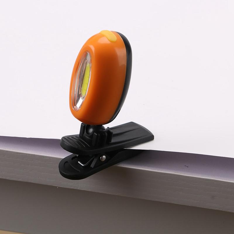 2X-Mini-Cob-Chapeau-Pince-Lumiere-Exterieure-Impermeable-Lumiere-de-Nuit-Pe-Y3D9 miniature 7