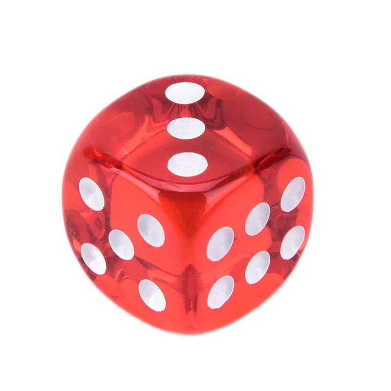 2X-100Pcs-Bag-14Mm-Colorful-Dice-Transparent-Dices-For-Game-Bar-Playing-Gam-O7V8 thumbnail 13
