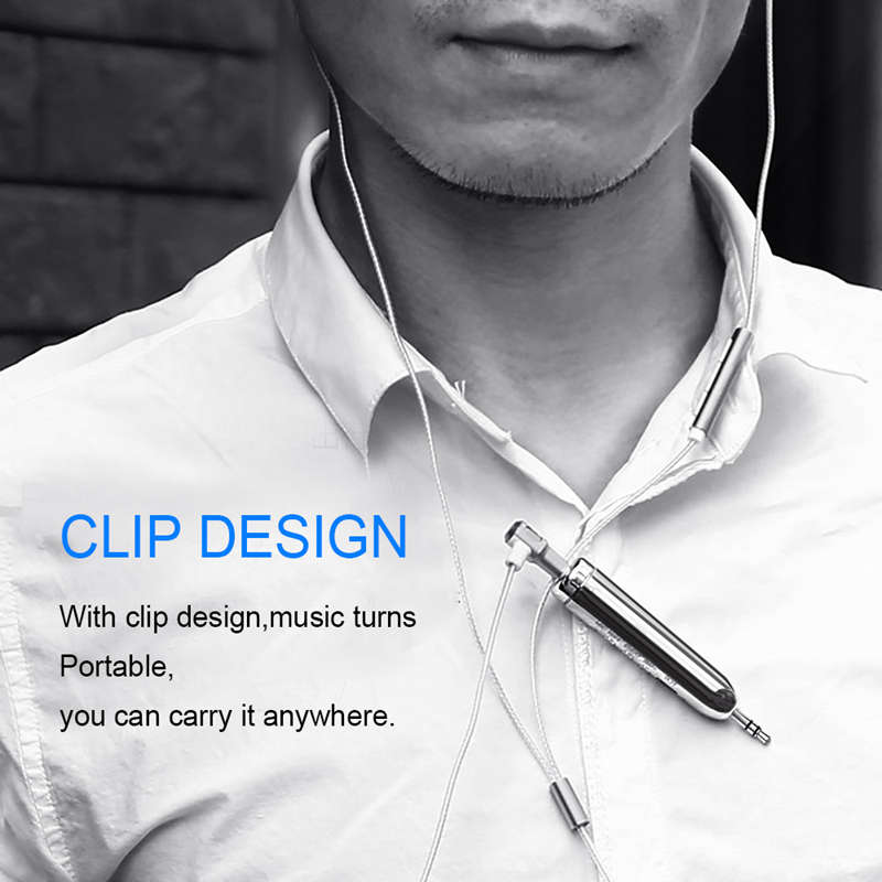Jack-Receiver-Adapter-Double-Output-Bluetooth-Handsfree-Car-Kit-Aux-Bluetoo-Q4F1 miniatuur 16