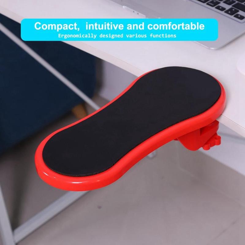 1X-Hand-Schulter-Schuetzen-Armlehne-Kissen-Schreibtisch-Aufsteckbarer-Comput-N5G5 Indexbild 9
